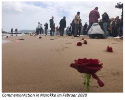 9. Februar 2021: Transnational CommemorAction