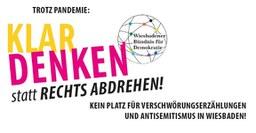 AgR RheinMain - Rückblick auf Querdenken in Wiesbaden