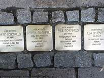 Alle Stolperstein-Biographien in Frankfurt erstmals wieder online