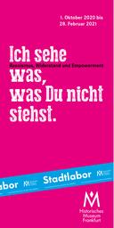 Anti-Rassismus-Ausstellung in Frankfurt - zum Tod von Matiullah J.