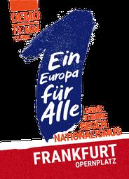 Ein Europa für Alle - Deine Stimme gegen Nationalismus!