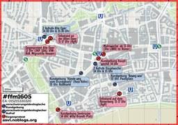 Frankfurt – kein Platz für Verschwörungsideologien!