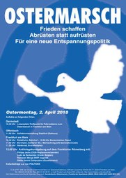 Frankfurter Ostermarsch 2018