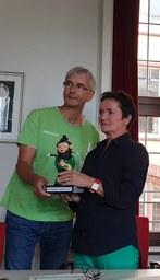 """Greenpeace Frankfurt verleiht """"Giftzwerg des Jahres 2019"""""""