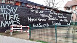 Hanau 19. Februar 2020: Die Namen der Opfer werden nicht vergessen