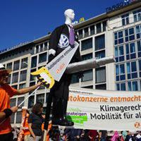 IAA-Proteste: Dem Klimakiller Auto erfolgreich den Kampf angesagt