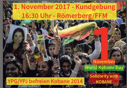 Internationaler Kobane-Tag