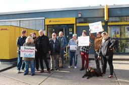Postfiliale in Preungesheim muss bleiben