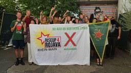 #RiseUp4Rojava Rhein-Main gegründet
