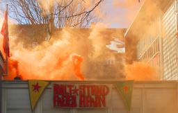 SPD-Zentrale in Frankfurt besetzt