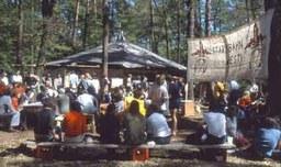 Vor 40 Jahren: der letzte Sommer im Hüttendorf